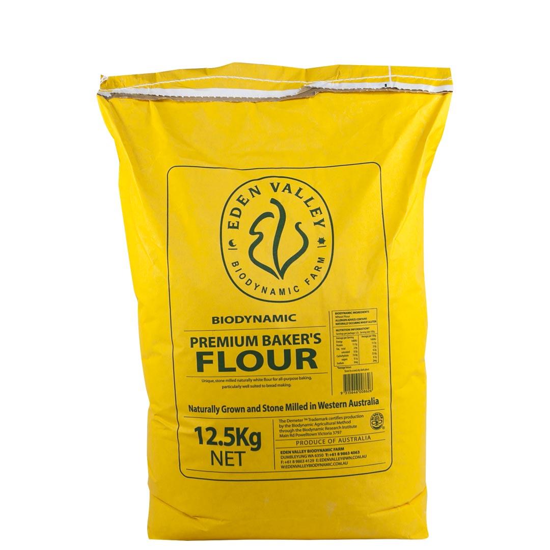 Flour – White Premium Bakers 12.5kg