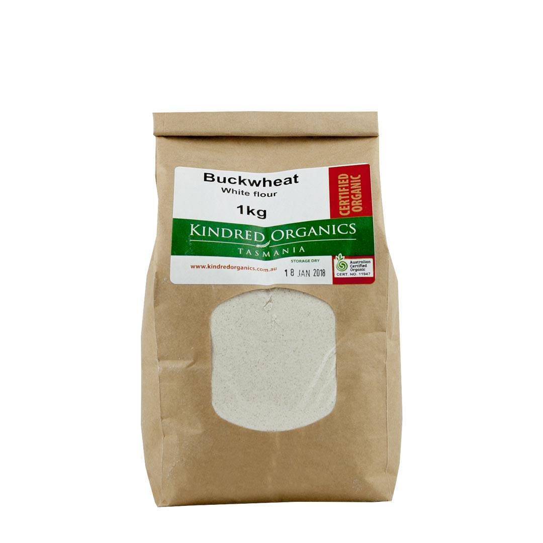Flour – Buckwheat White 1kg