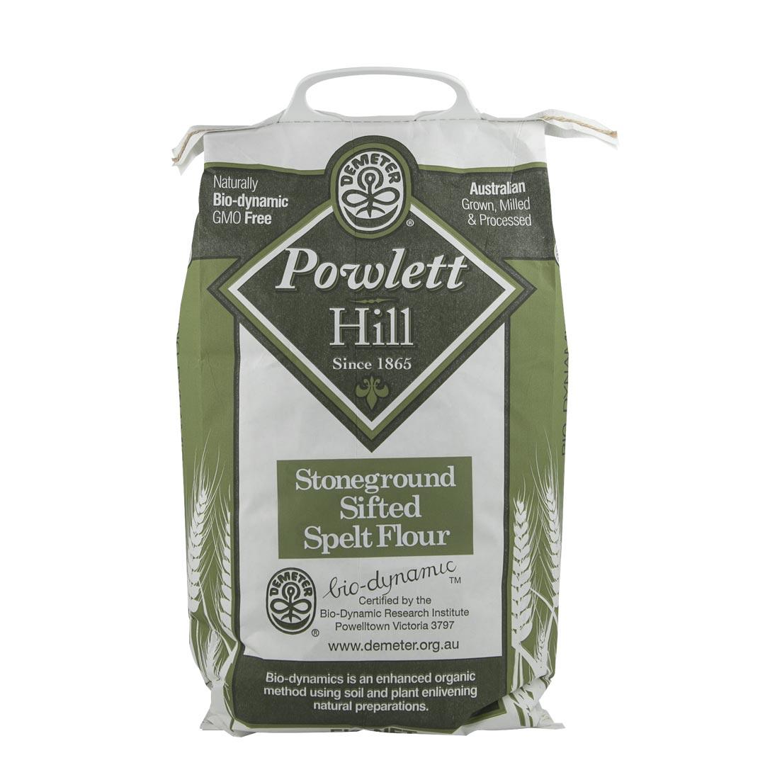 Flour – Spelt Sifted White 5kg