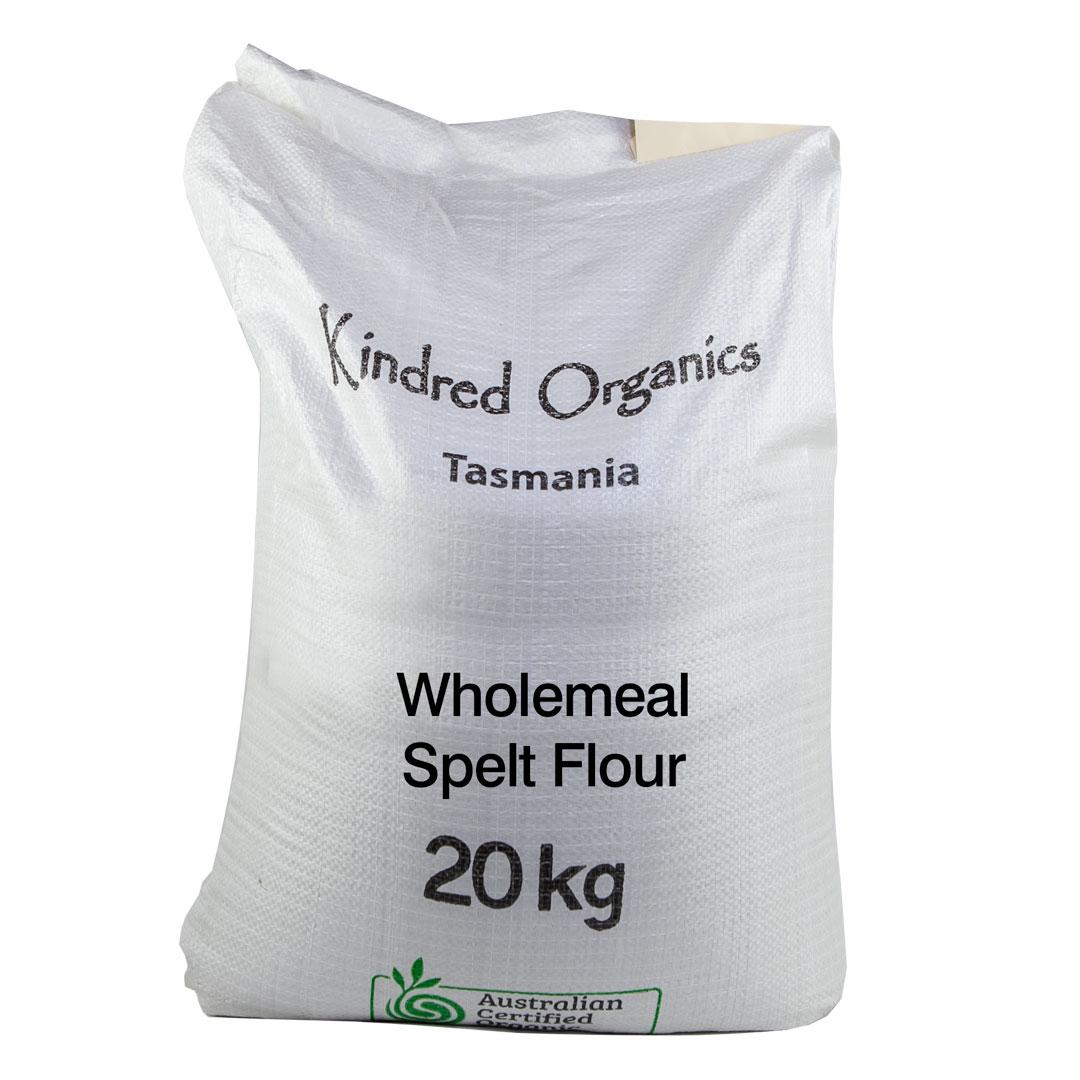 Flour – Spelt Wholemeal 20kg