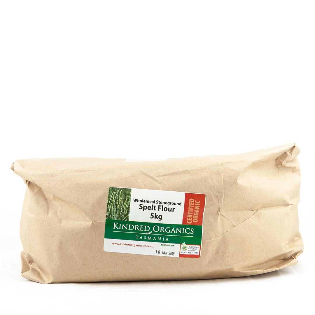 Flour – Spelt Wholemeal 5kg