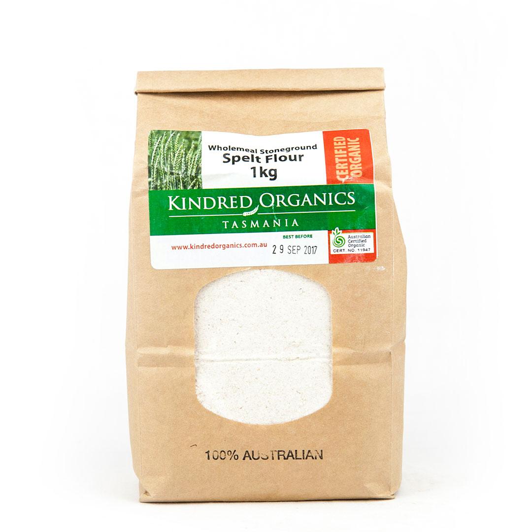 Flour – Spelt Wholemeal 1kg