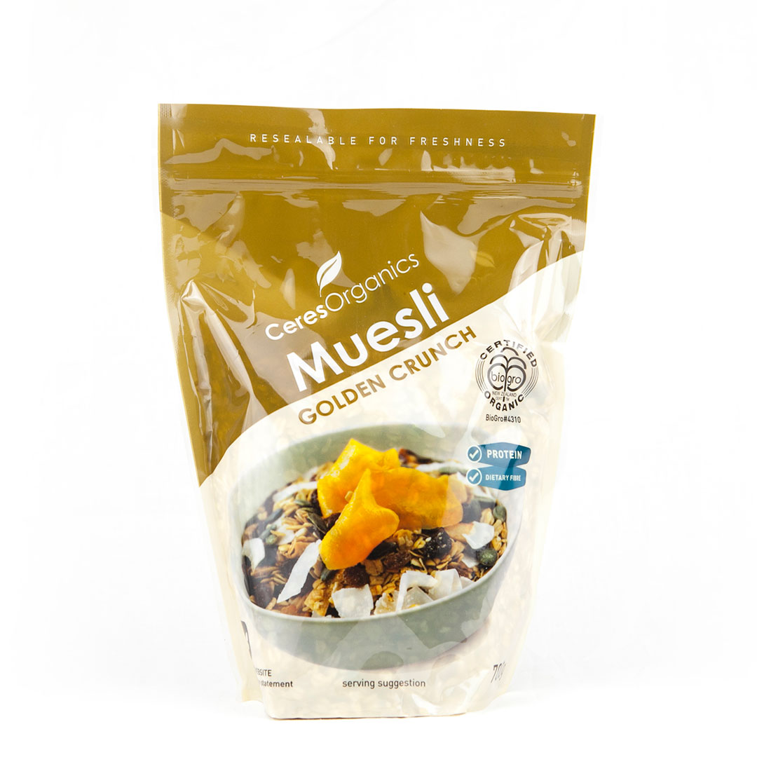 Muesli – Golden Crunch 700g