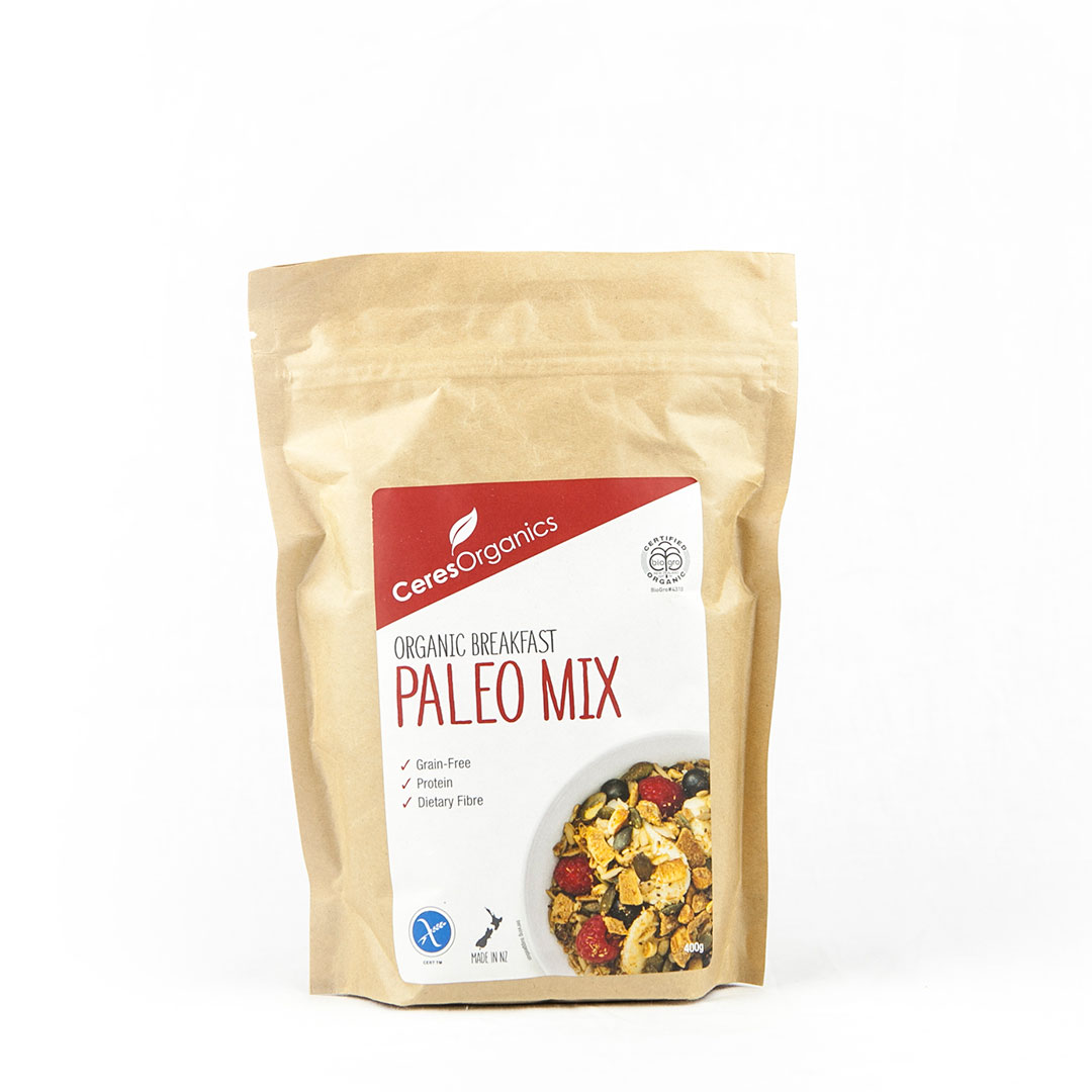 Paleo Breakfast Mix – Grain Free 400g