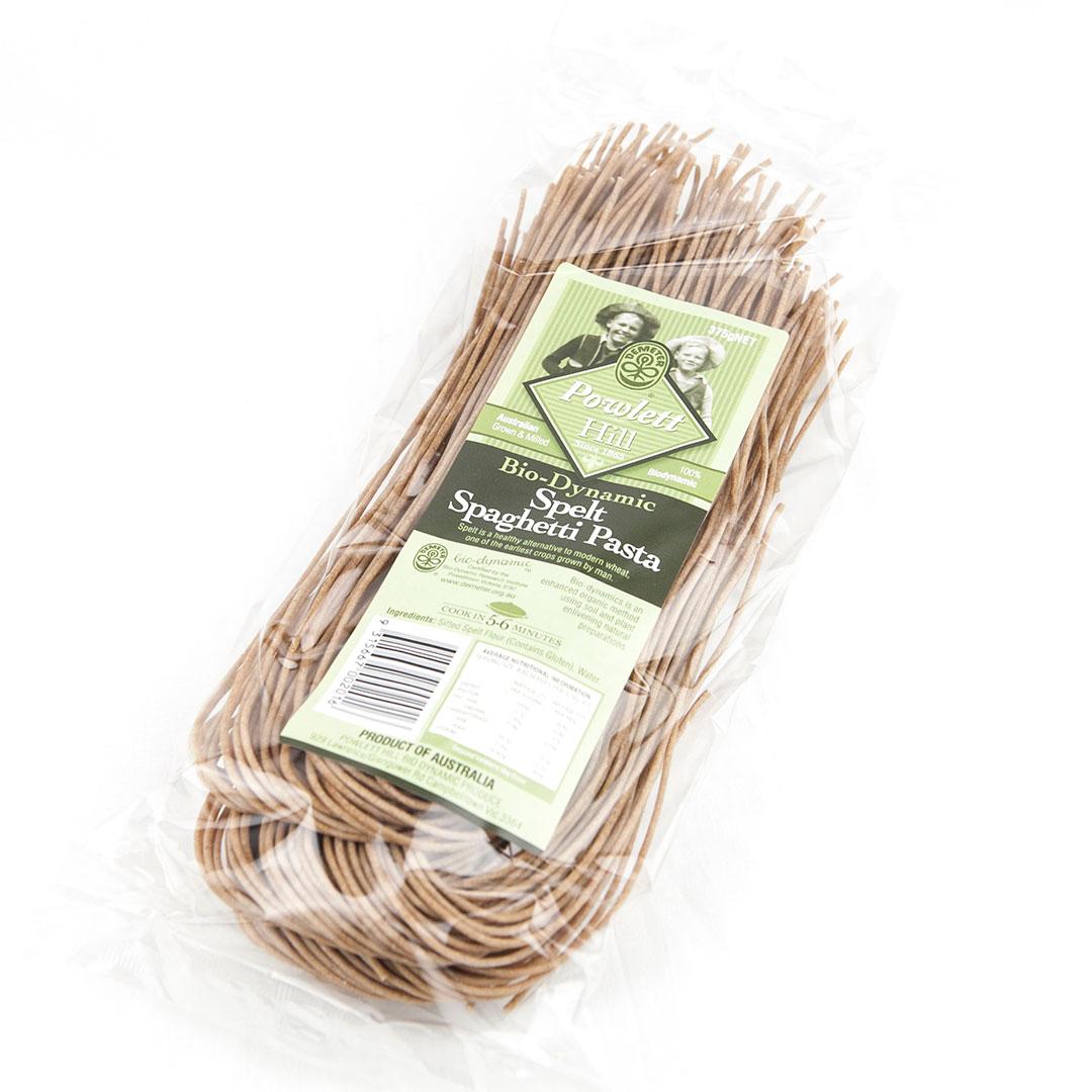 Pasta Spelt – Spaghetti 12x375g
