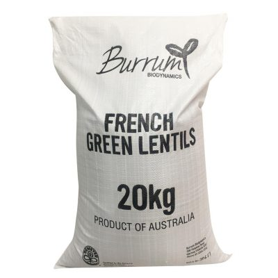 Lentils - French Green