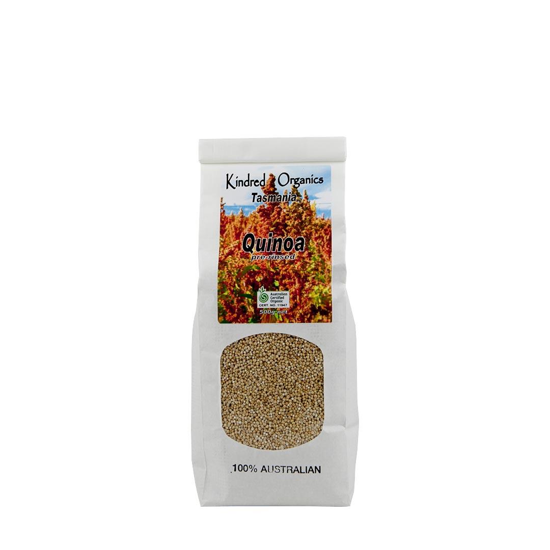 """Quinoa – White """"Pre Washed"""" 500g"""