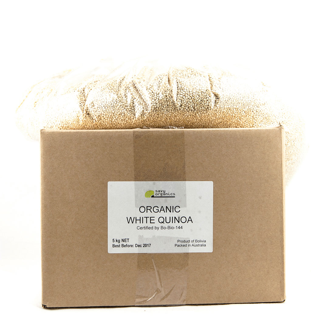 Quinoa – Royal White 5kg