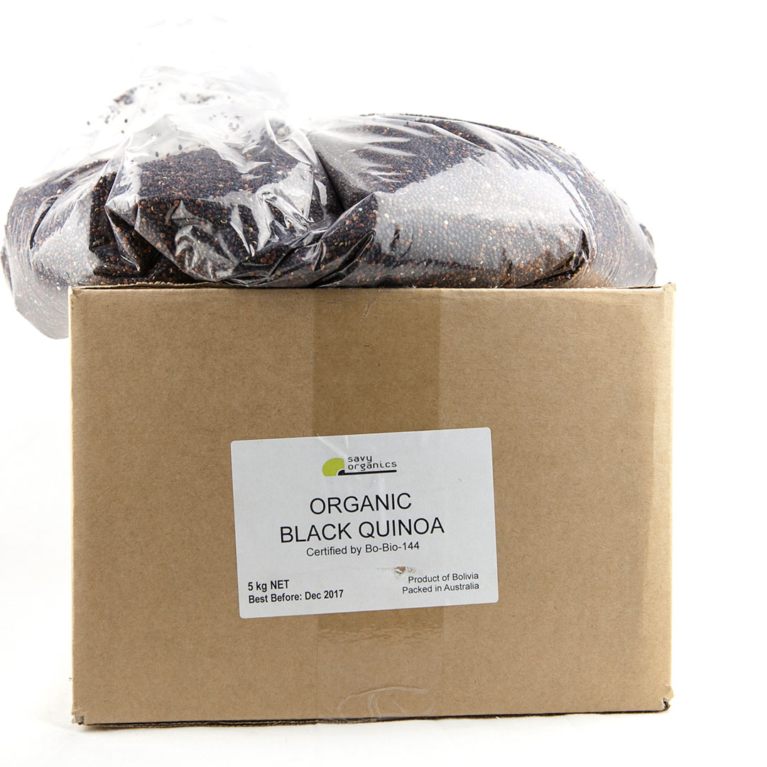 Quinoa – Royal Black 5kg