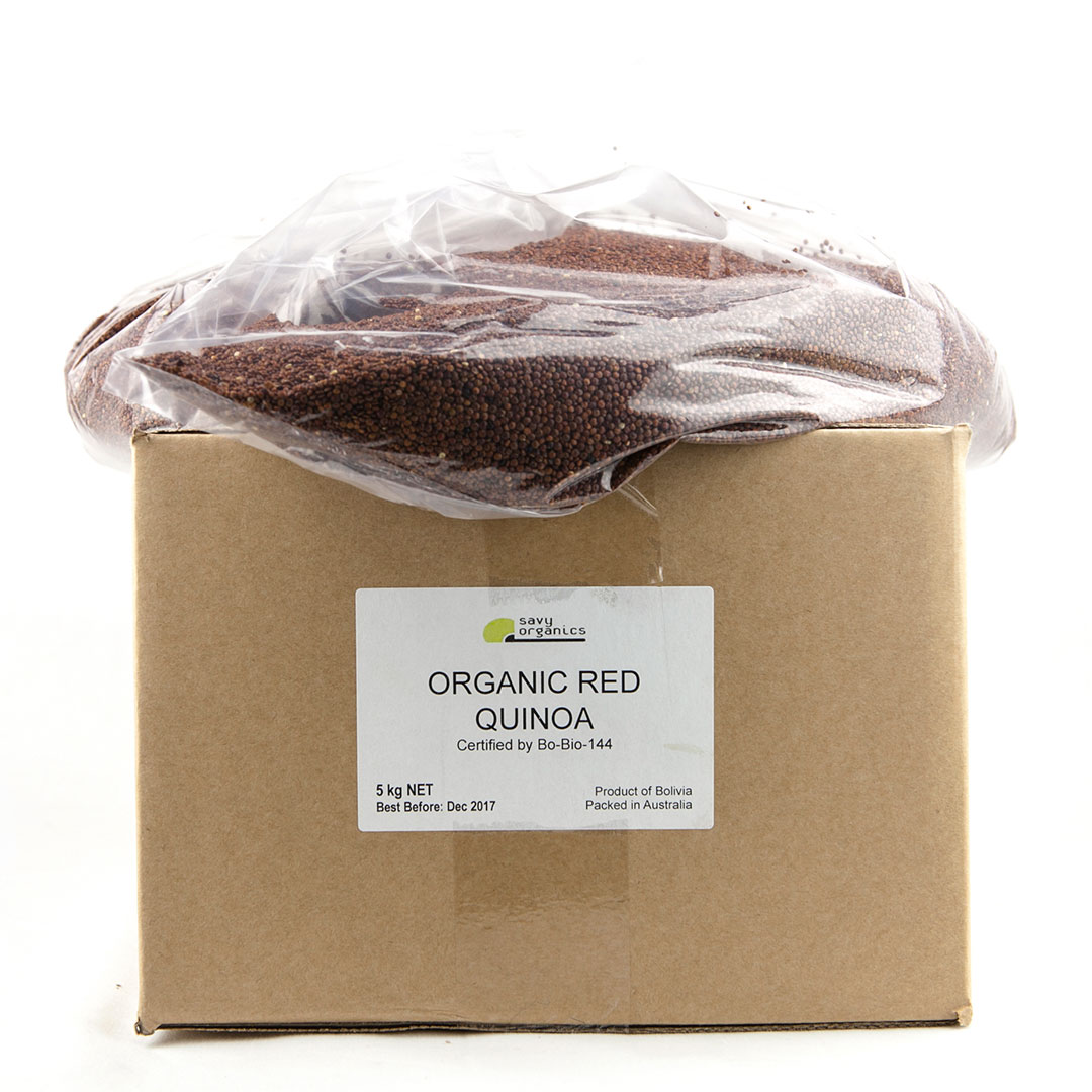Quinoa – Royal Red 5kg