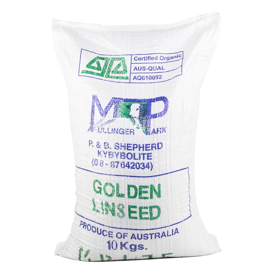 Linseed – Golden 10kg