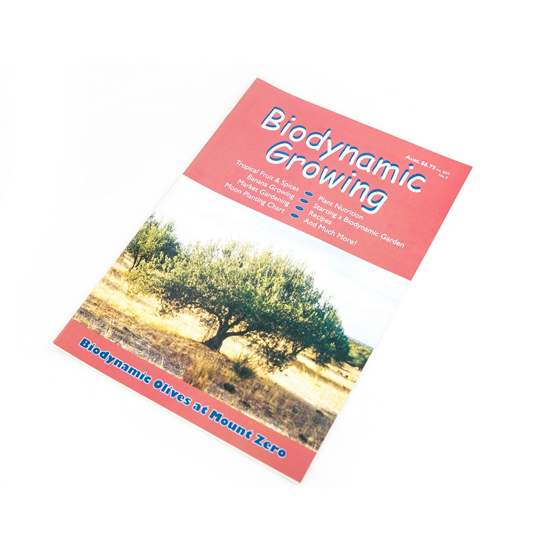 Biodynamic Growing Magazine Issue 2