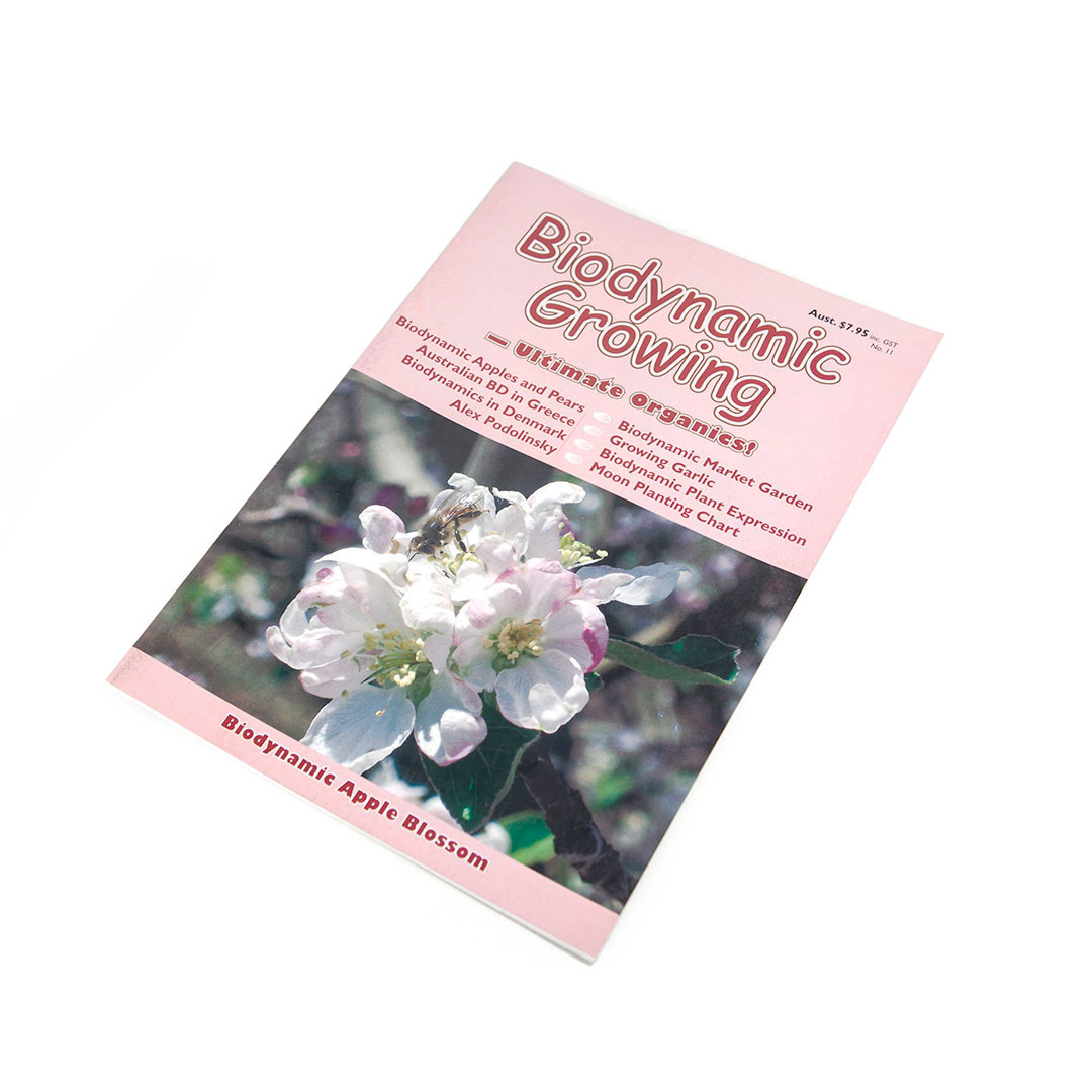 Biodynamic Growing Magazine Issue 11