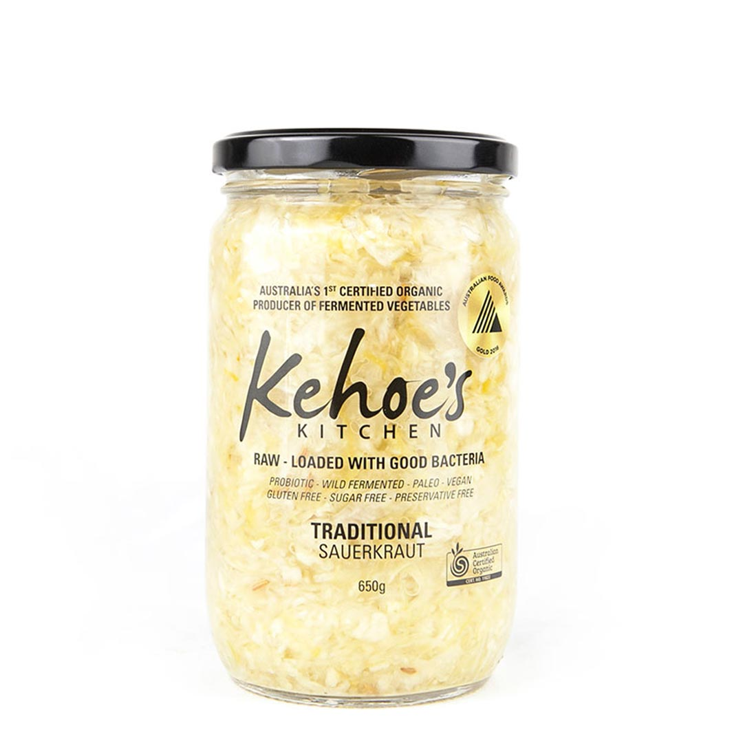 Sauerkraut – Traditional 650g