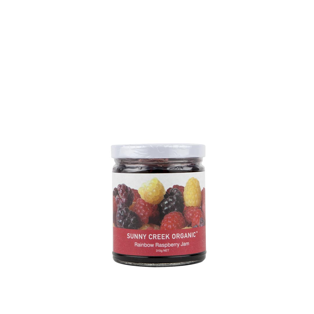 Jam – Rainbow Raspberry 310g