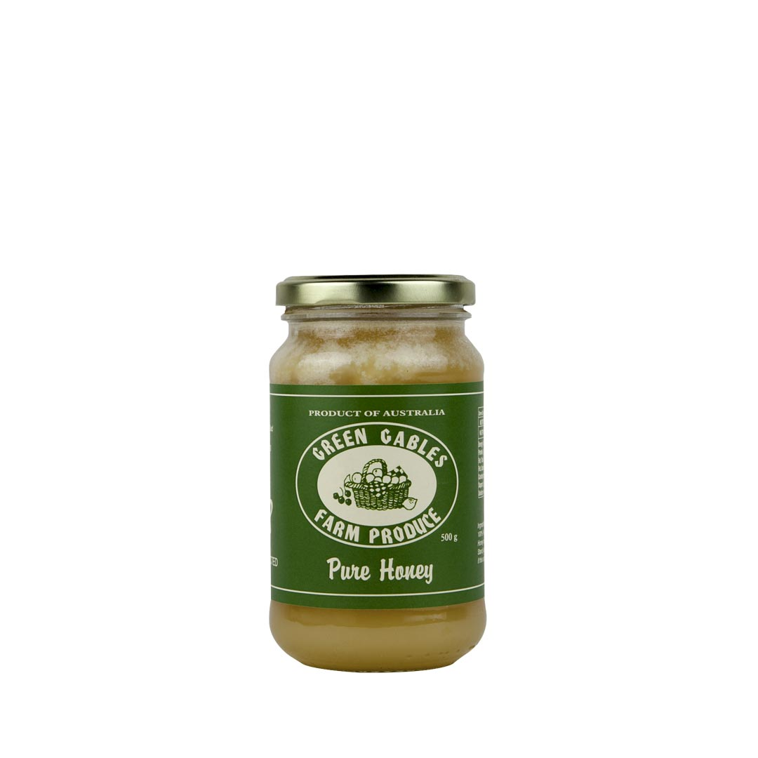 Honey Raw 500g
