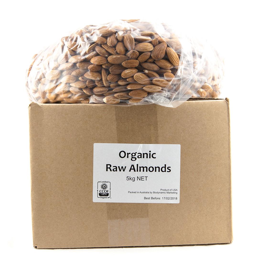 Almond Kernel 5kg