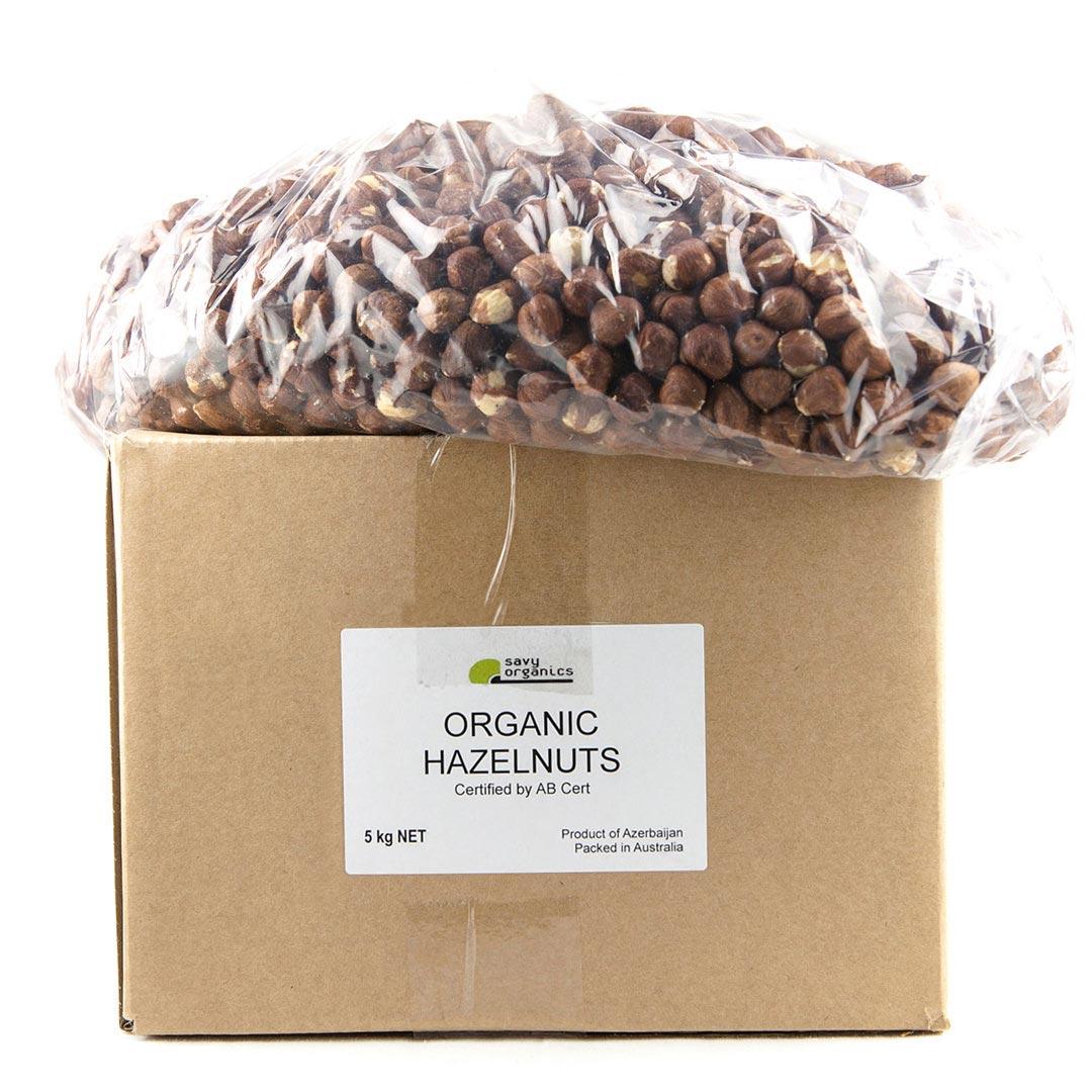 Hazelnuts Raw 5kg