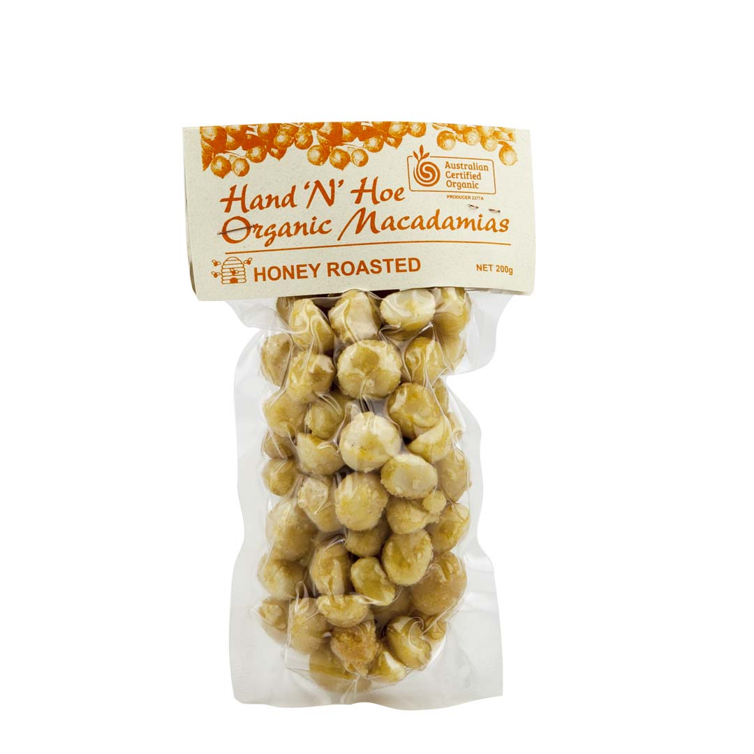 Macadamia Nut – Honey Roasted 200g