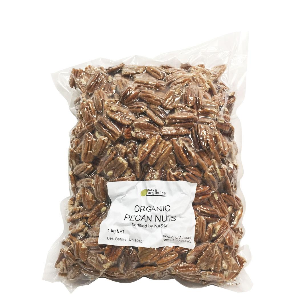 Pecan Nut Kernals 1kg