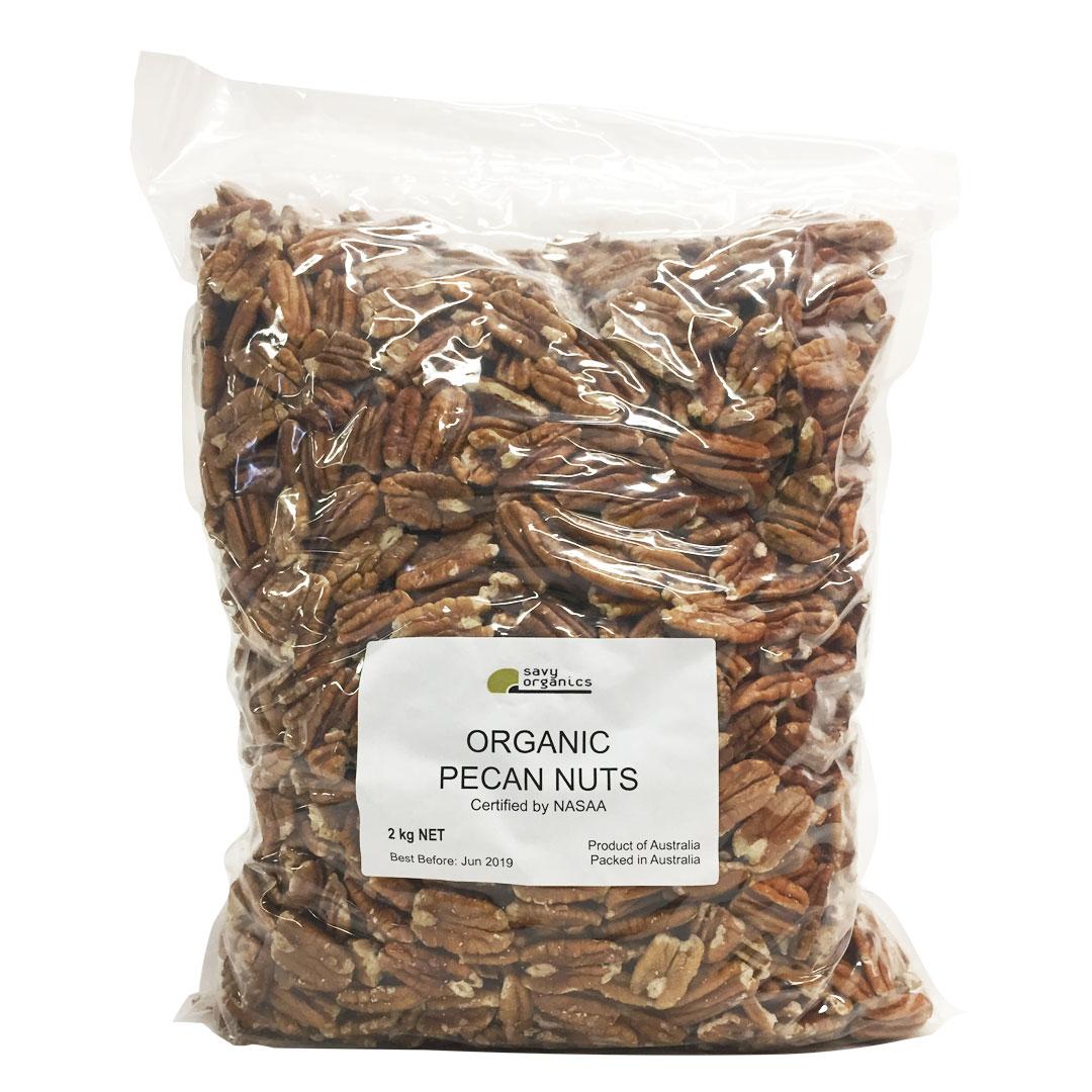 Pecan Nut Kernals 2kg