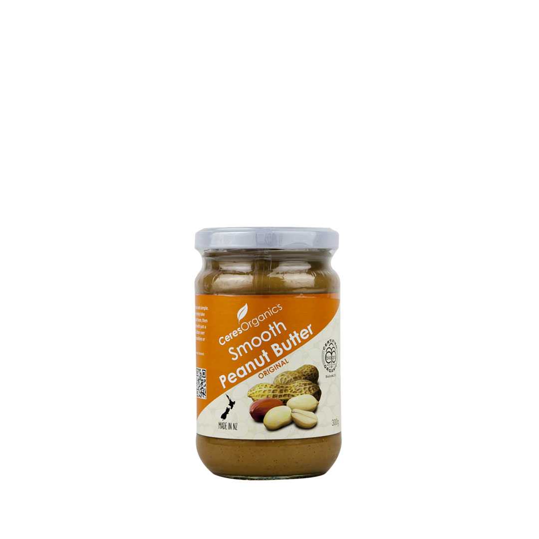 Peanut Butter – Smooth 300g