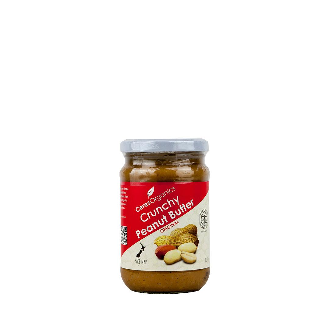 Peanut Butter – Crunchy 300g