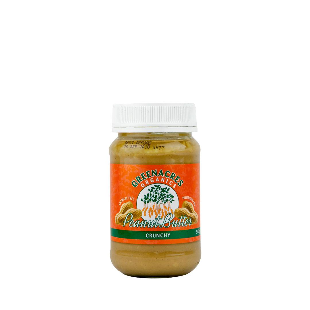 Peanut Butter – Crunchy 375g