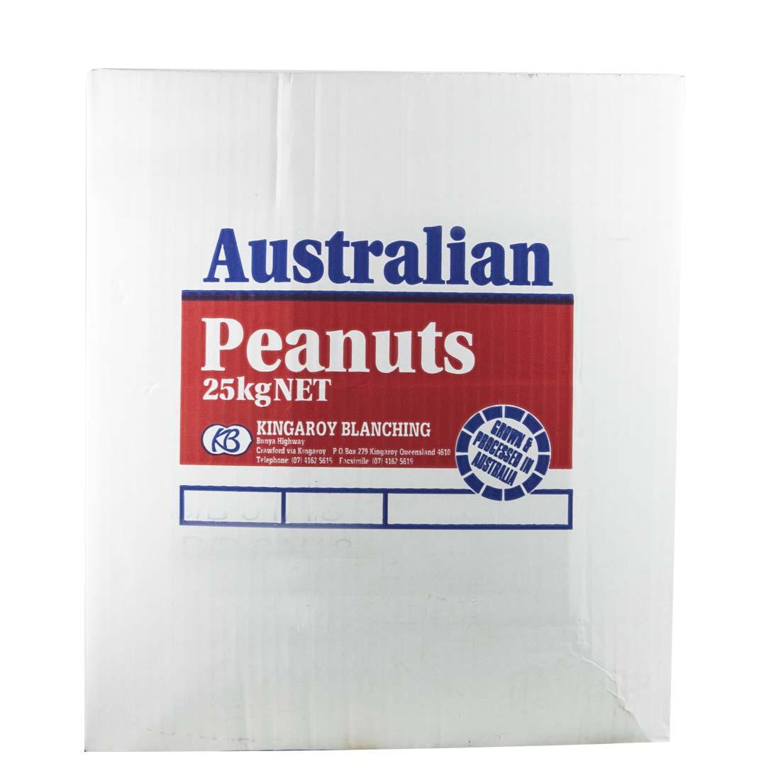 Peanuts – Medium Roast 25kg