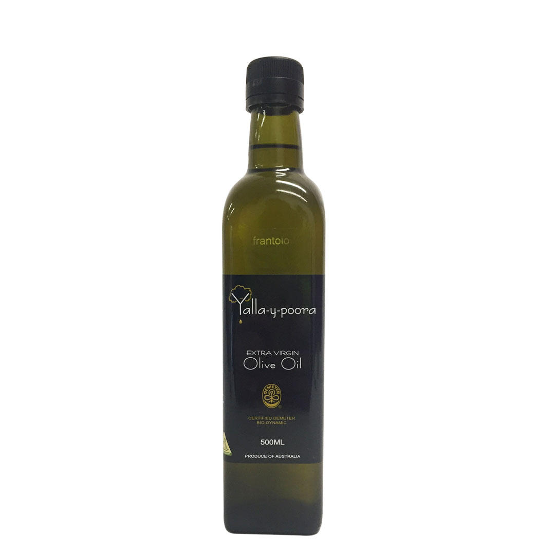 Oil Olive – Frantoio Extra Virgin 500ml
