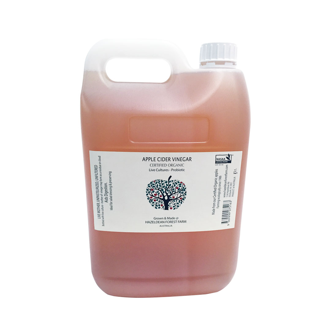 Vinegar – Apple Cider 5l