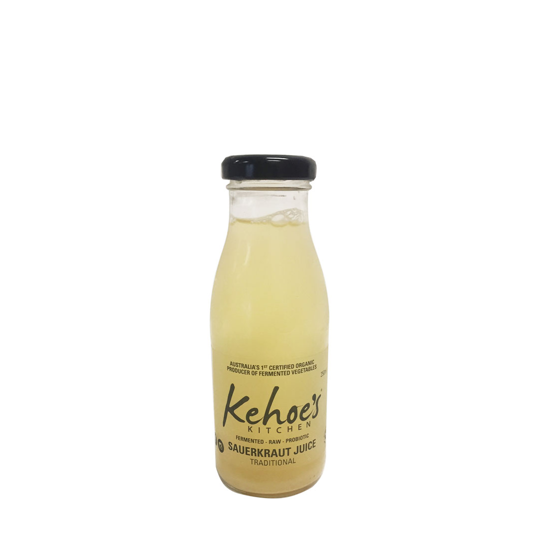 Sauerkraut Juice – Traditional 250ml