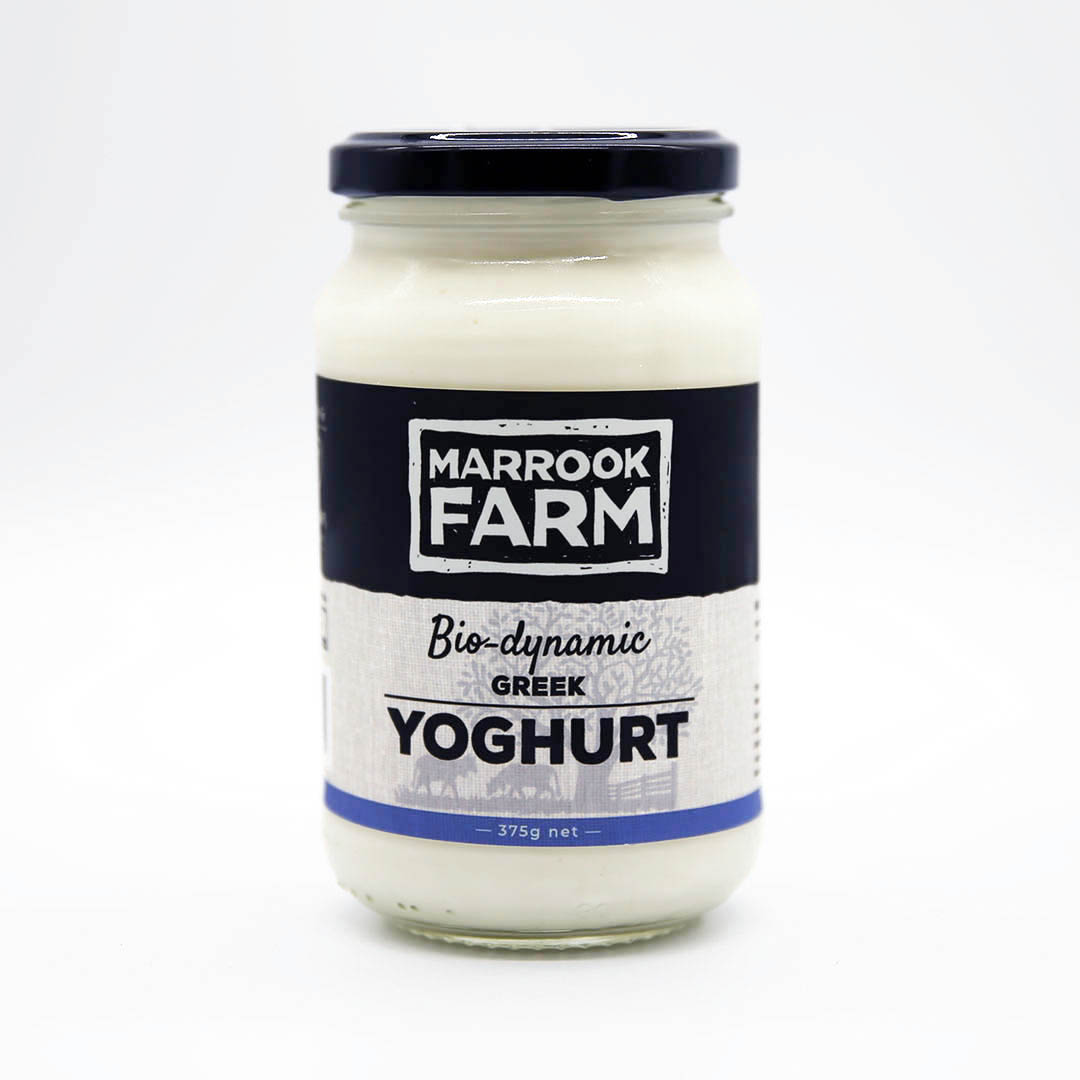 Yoghurt – Greek Natural 375g