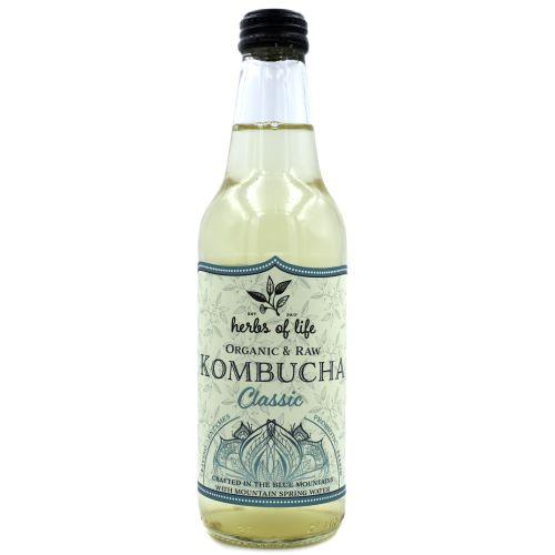 Kombucha – Classic 12 x 330ml
