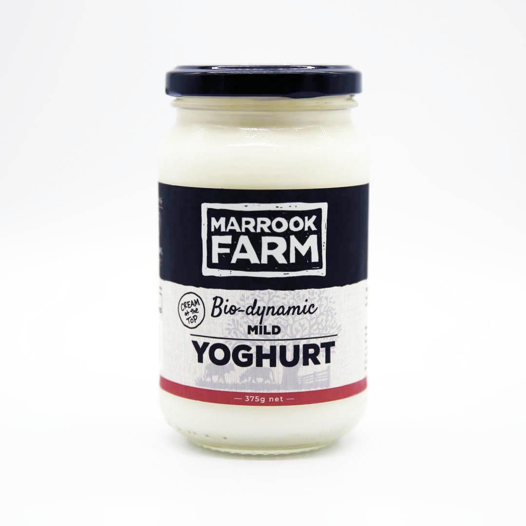 Yoghurt – Natural Mild 375g