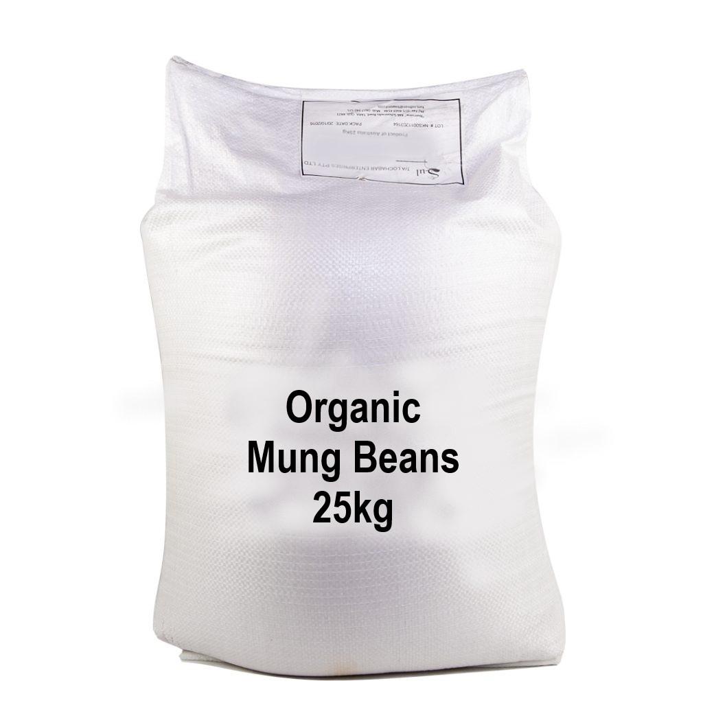 Mung Beans 25kg