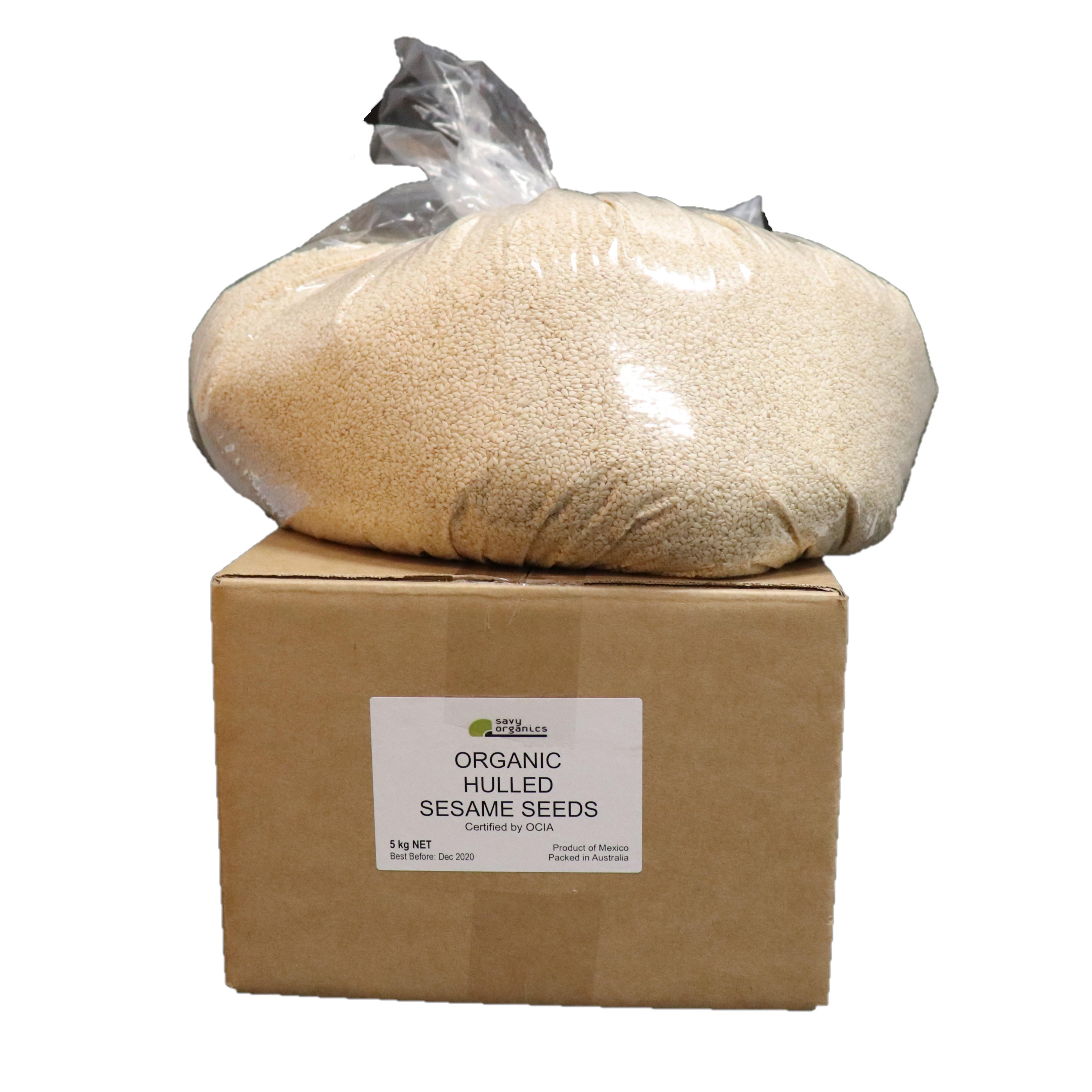 Sesame Seed – Hulled 5kg