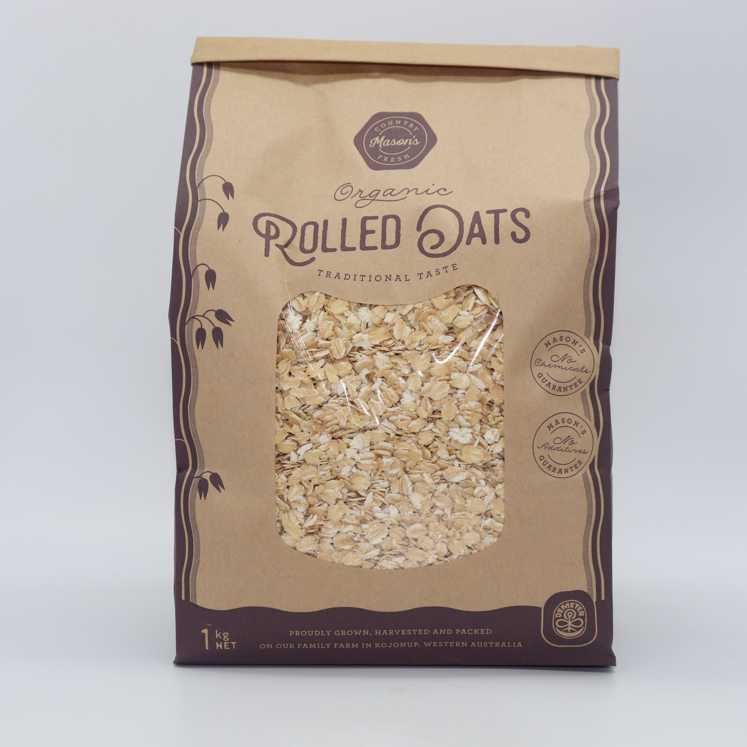 Oats – Rolled 12x1kg