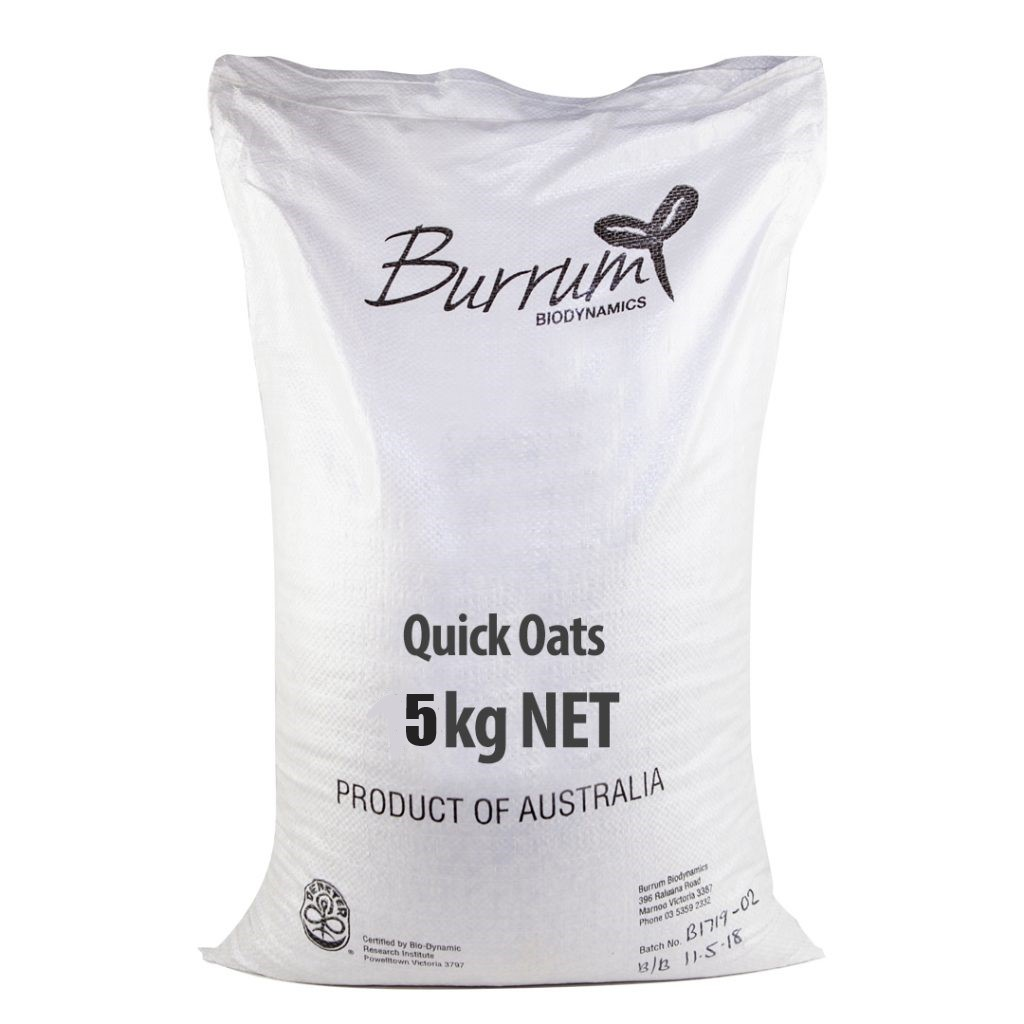 Oats – Quick Stabilised 5kg