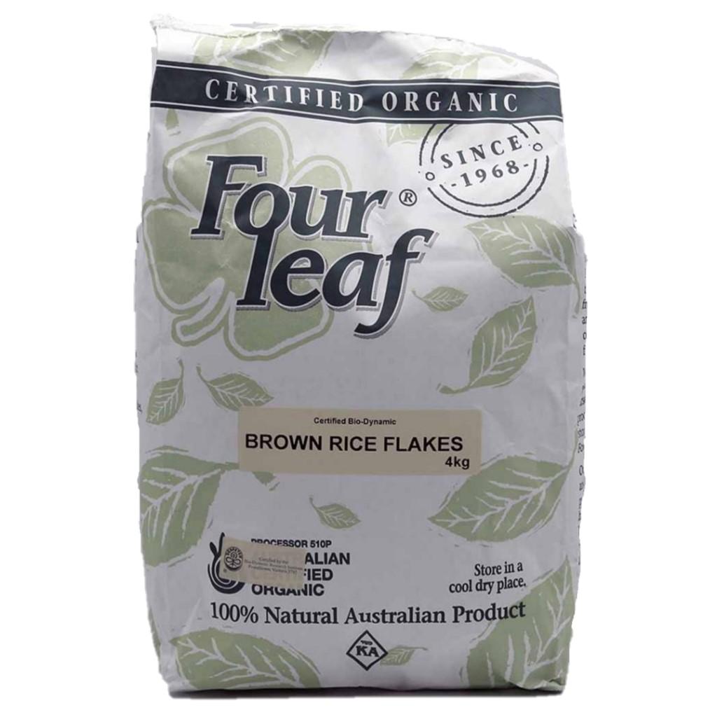 Rice Brown Flakes 4kg
