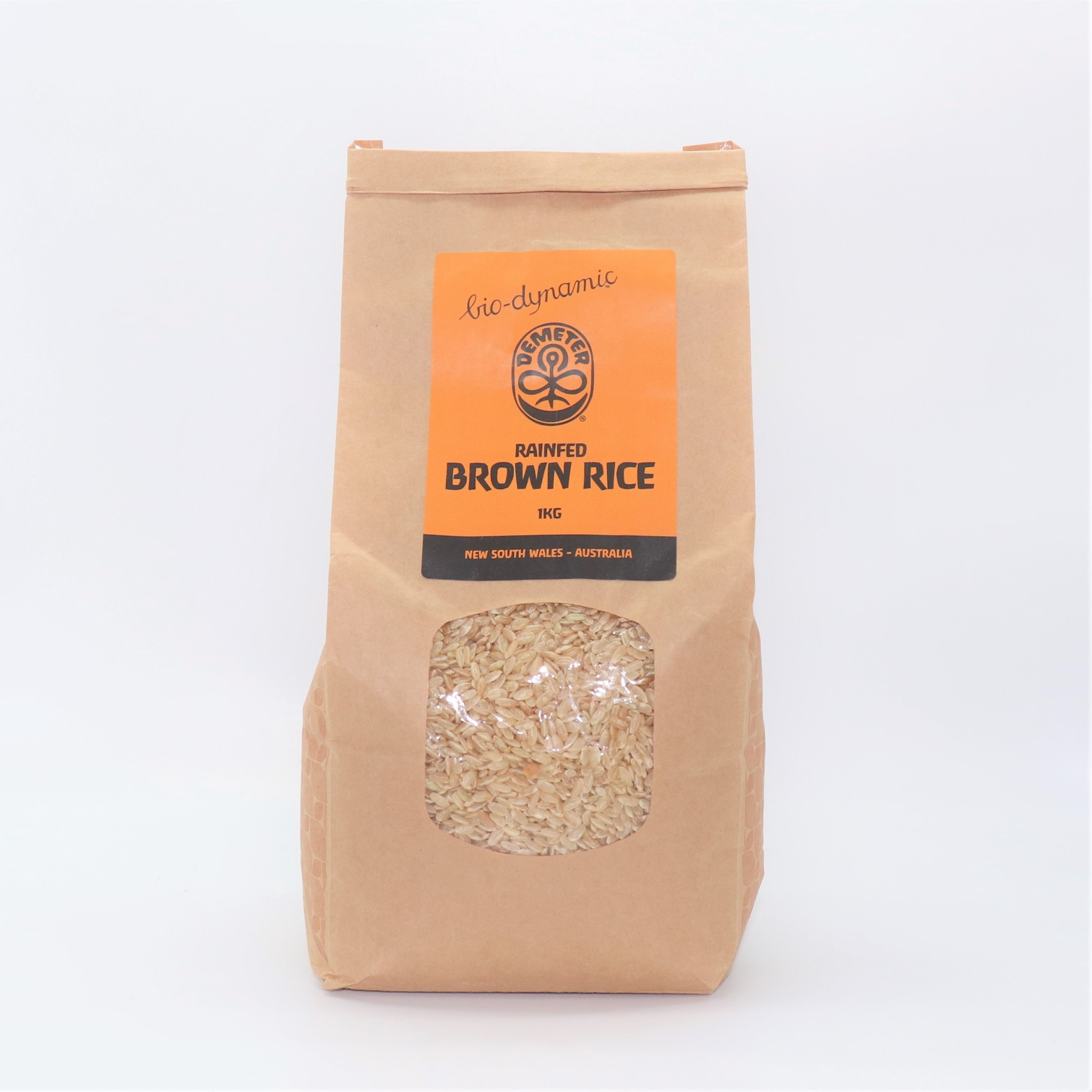 Rice – Medium Brown Rainfed 1kg