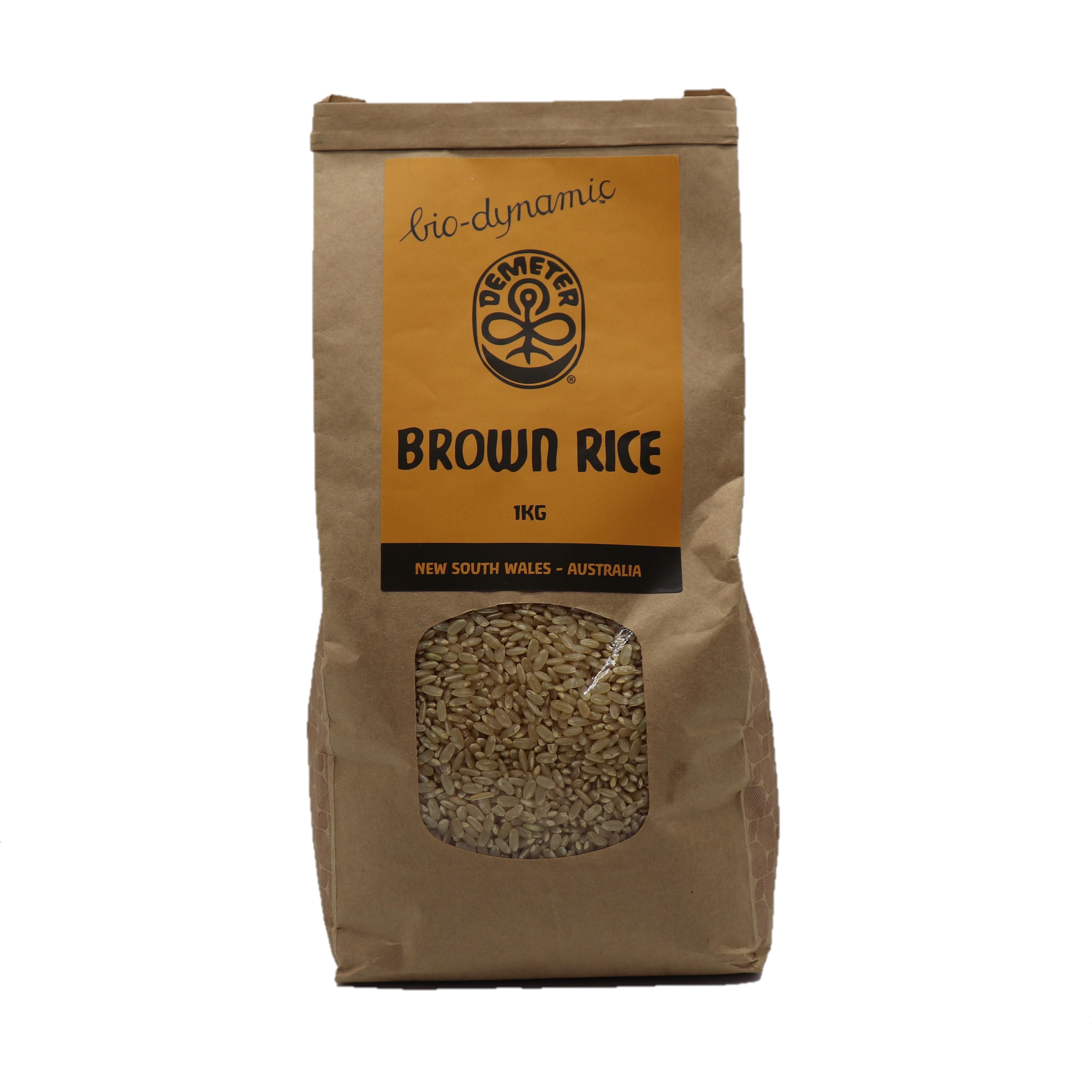 Rice – Medium Grain Brown 1kg