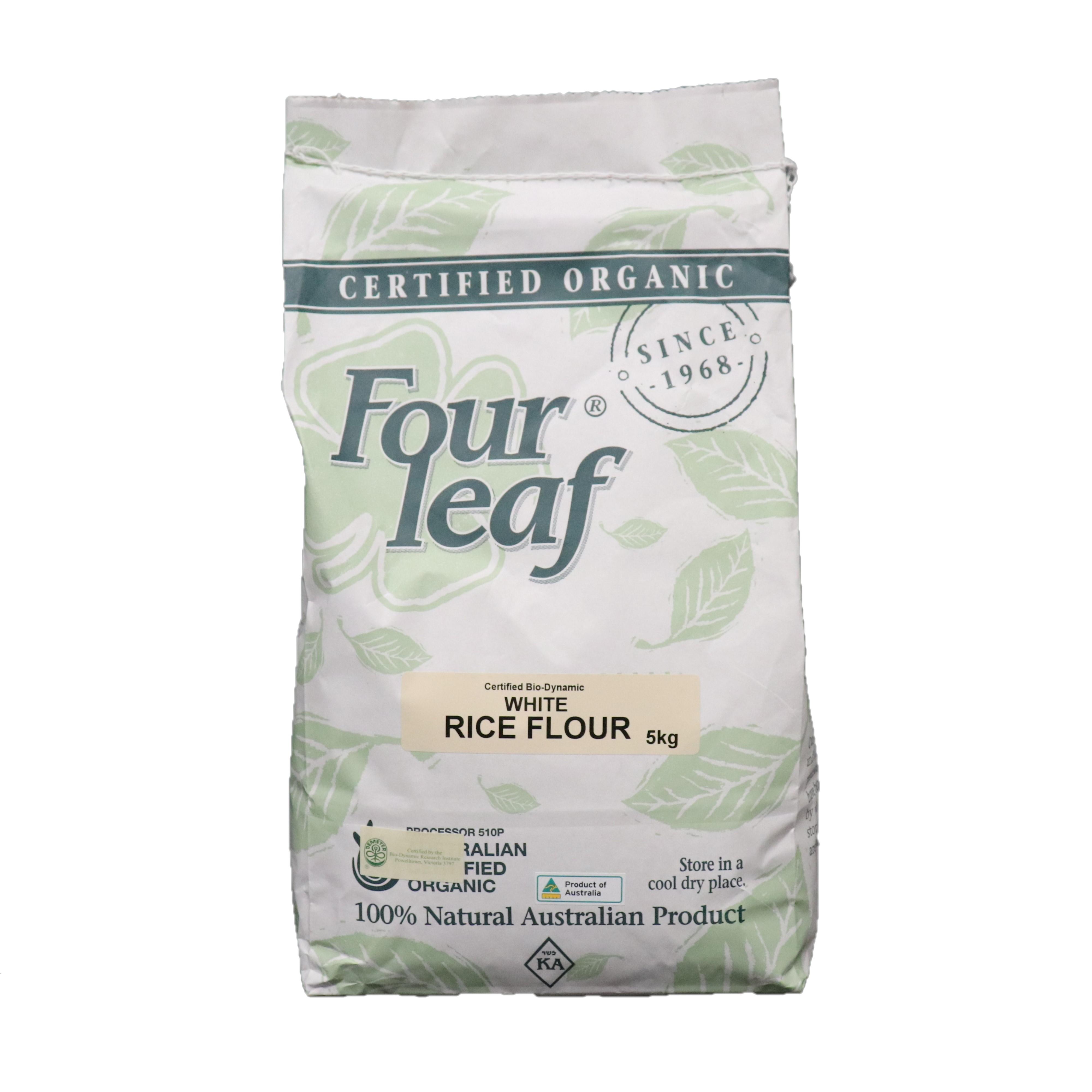 Flour – White Rice 5kg