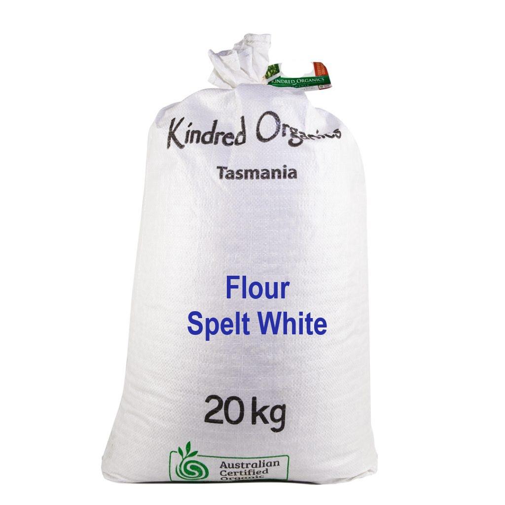 Flour – Spelt White 20kg