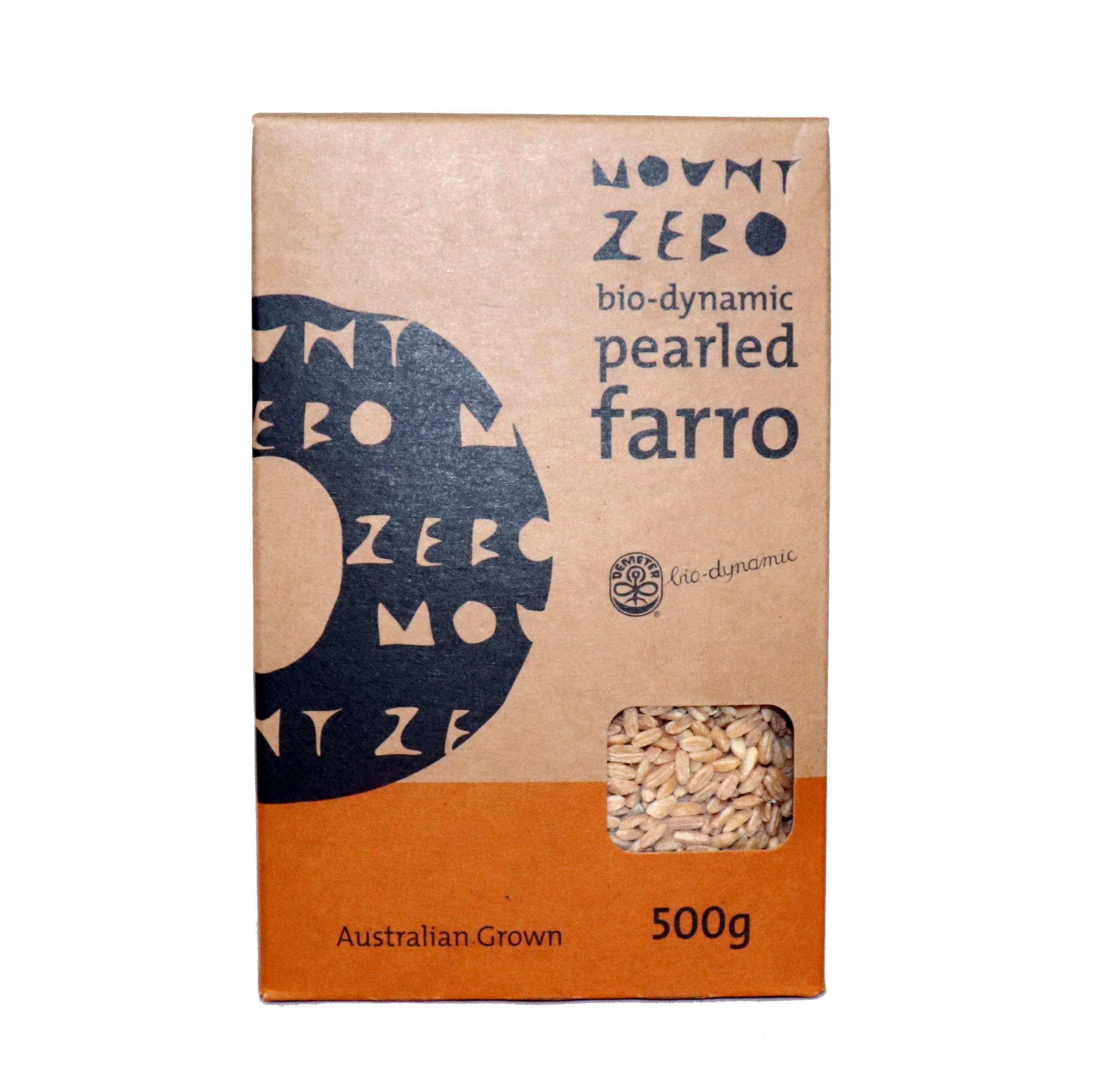 Farro – Pearled 500g