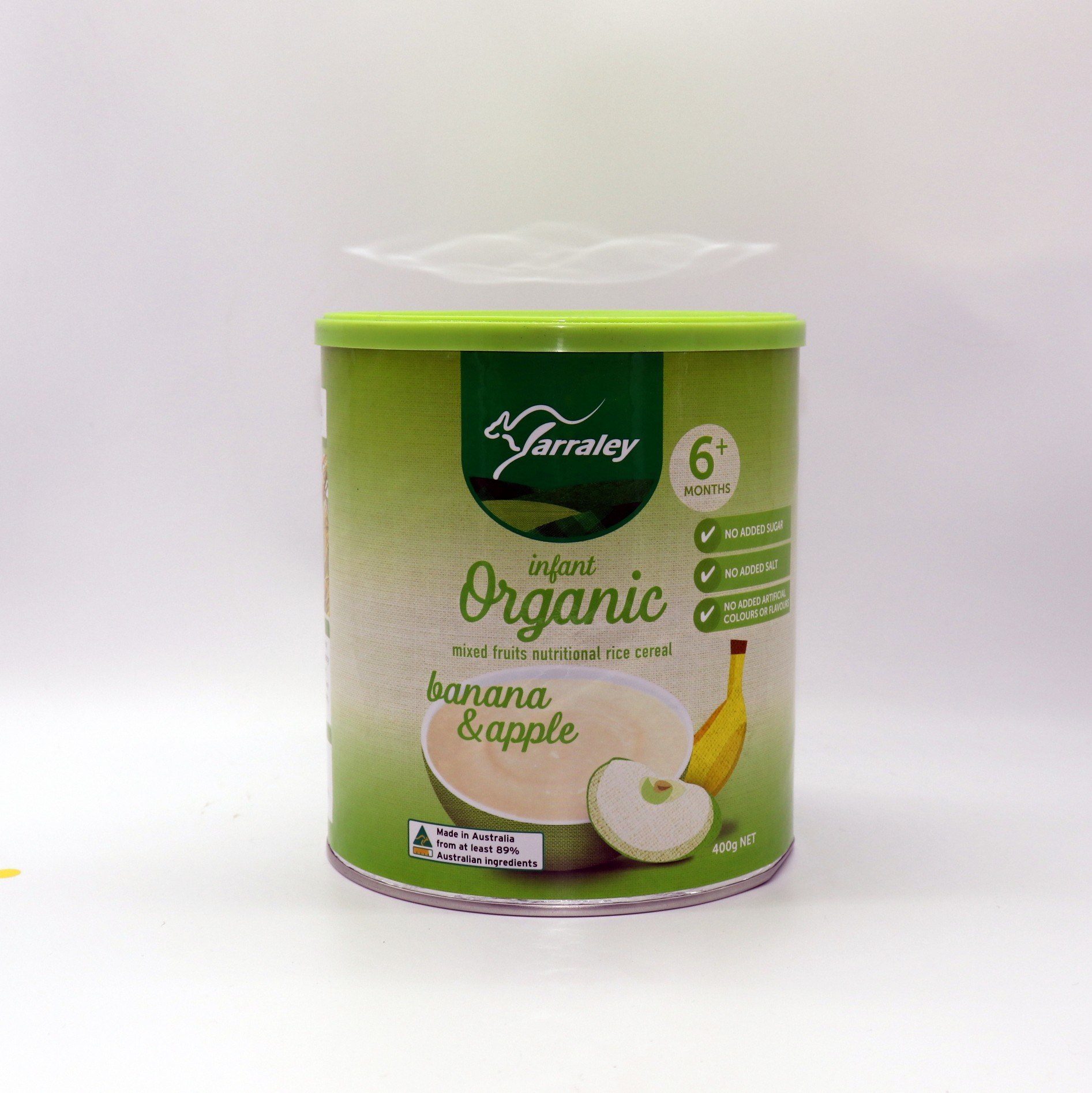 Rice Cereal – Banana and Apple 400g