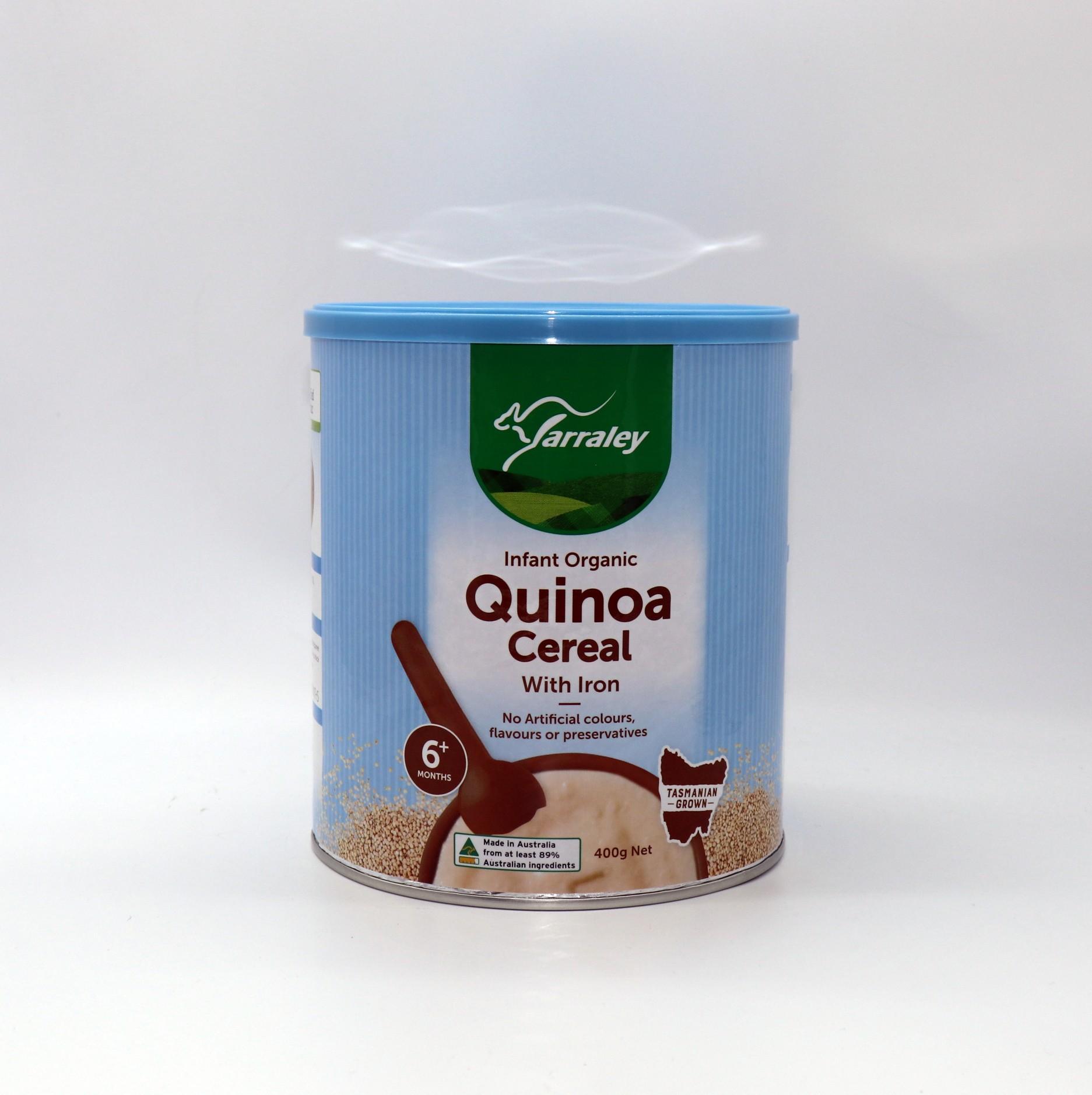 Rice Cereal – Quinoa 400g