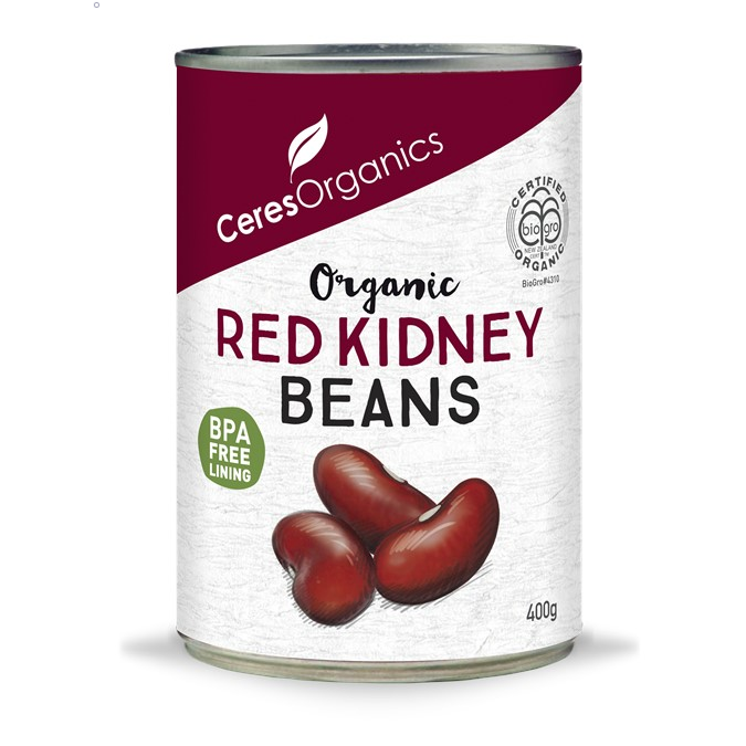 Red Kidney Beans 12x400g