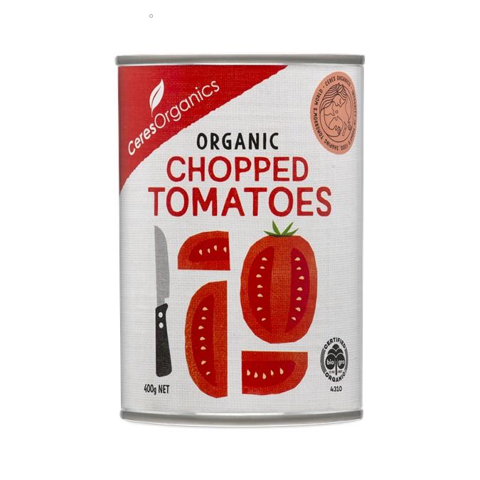 Chopped Tomato 12x400g