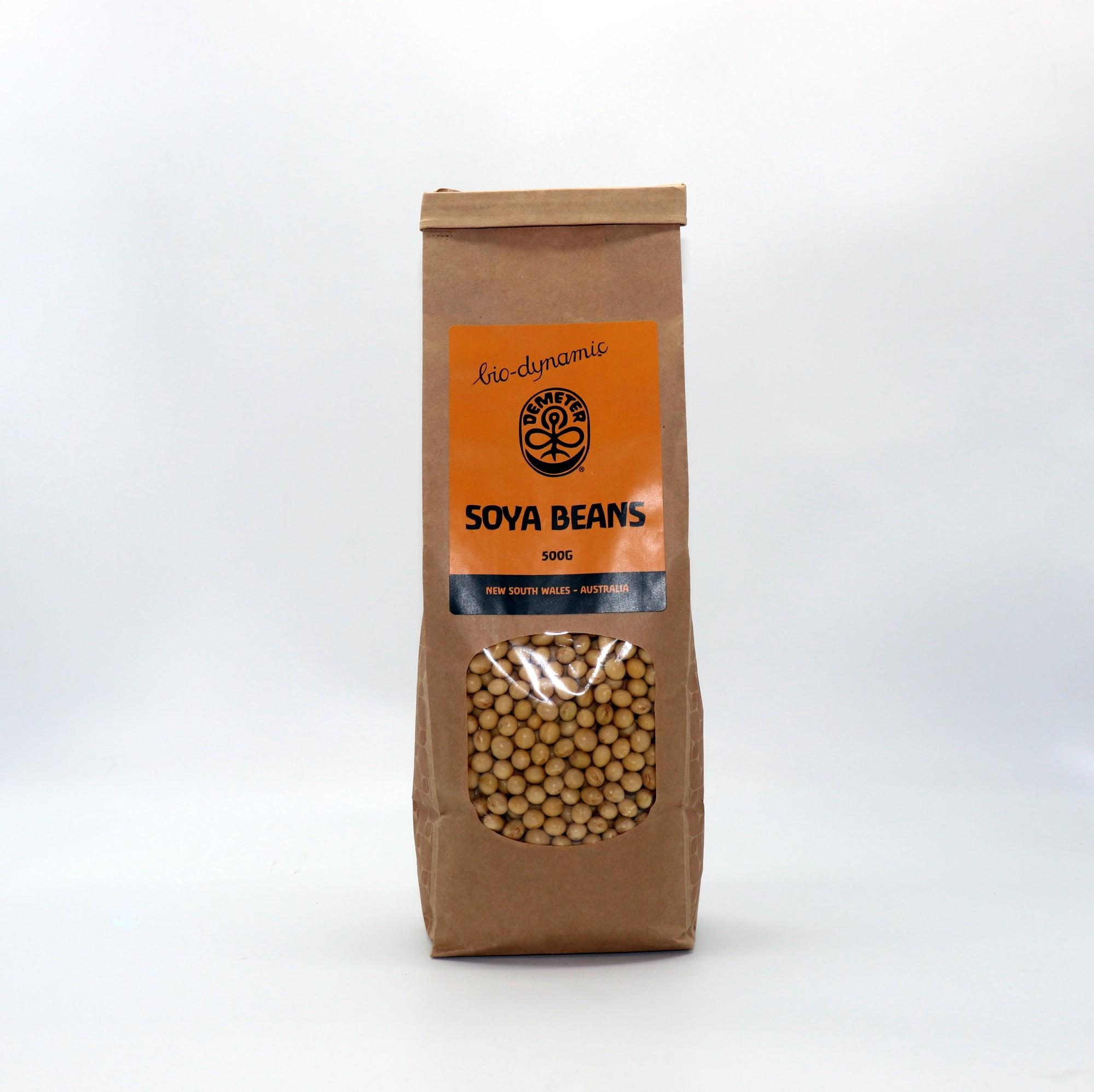 Soya Beans 500g